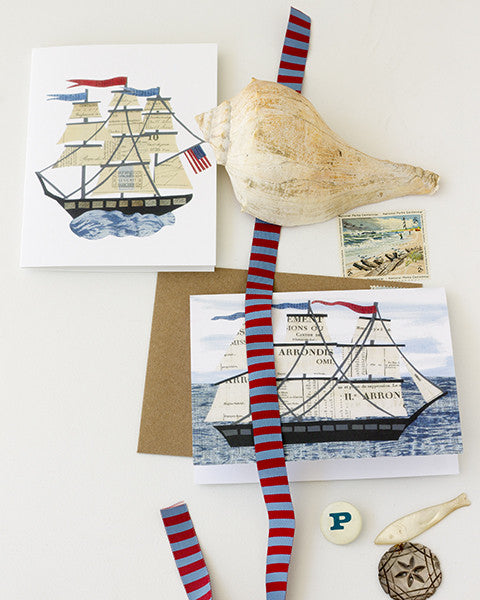 father's day nautical scene