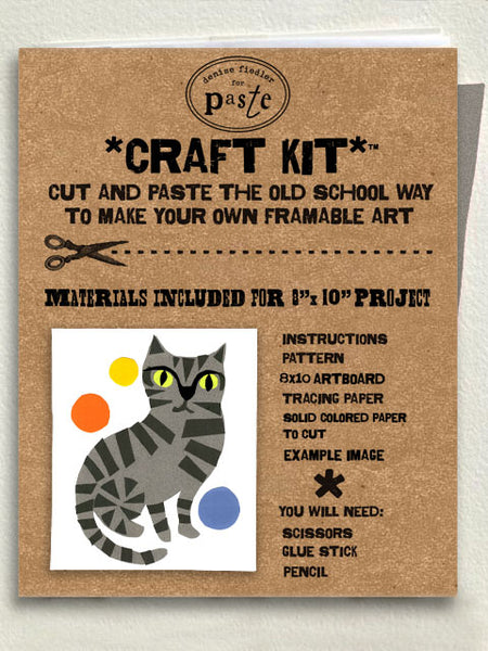 Craft Kits for the Young at Heart - 8x10