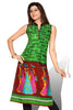Indian Kurti_Green & Multi_Printed_2