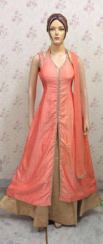 Exclusive Gown With dupatta n legging