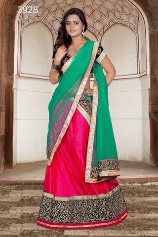 Indian Designer_Lahenga _3928