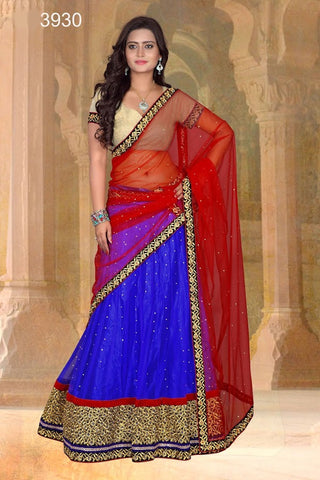 Indian Designer_Lahenga _3930
