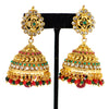 Multi color Heavy looks Jhumkis