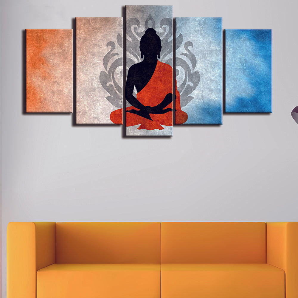 Dharma - The teaching of Buddha Home Decor Painting Kids Room ...