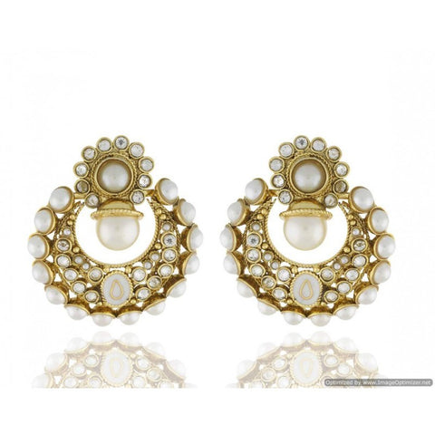 Indian Designer_Whitepearls  _Balis