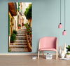 Oil effect painting by numbers picture paint coloring on canvas painting wall paint landscape FA381