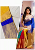 Indian Designer Pure Silk Saree