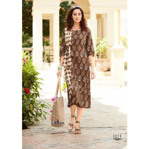 EthnicIndiaDesign Brown