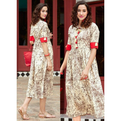 EthnicIndiaDesign Cream