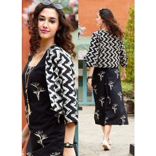 EthnicIndiaDesign Black 2