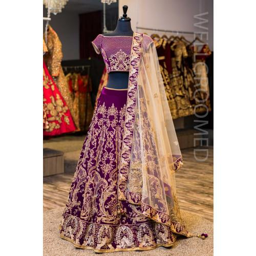 Ethinc Designs for Women (Lehenga)