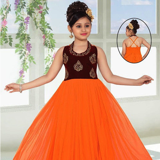 Ethnic India Design (Kids, Girls)