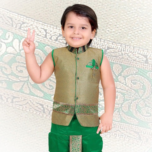 Ethnic India Design (Kids, Boys)