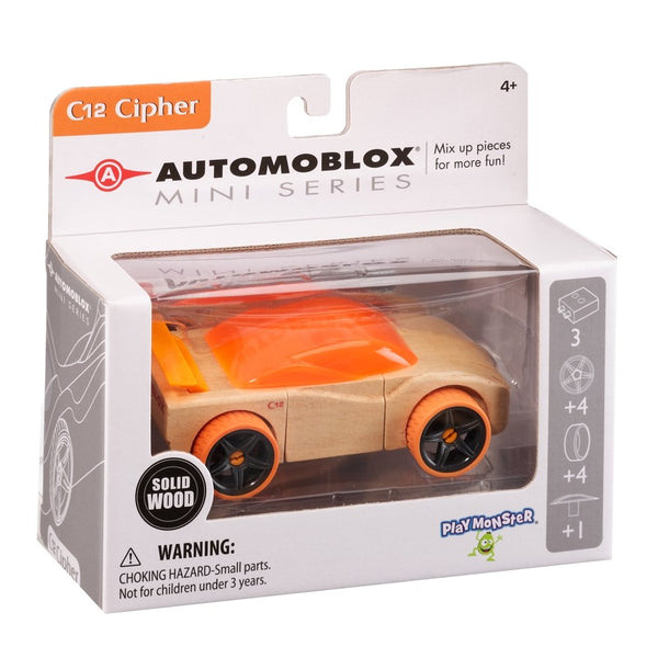 Automoblox Mini C12 Cipher - Little Nomad
