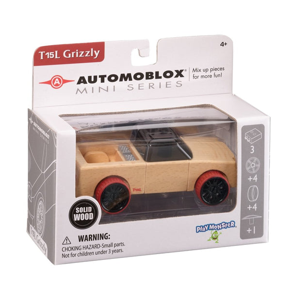 Automoblox Mini T15L Grizzly - Little Nomad