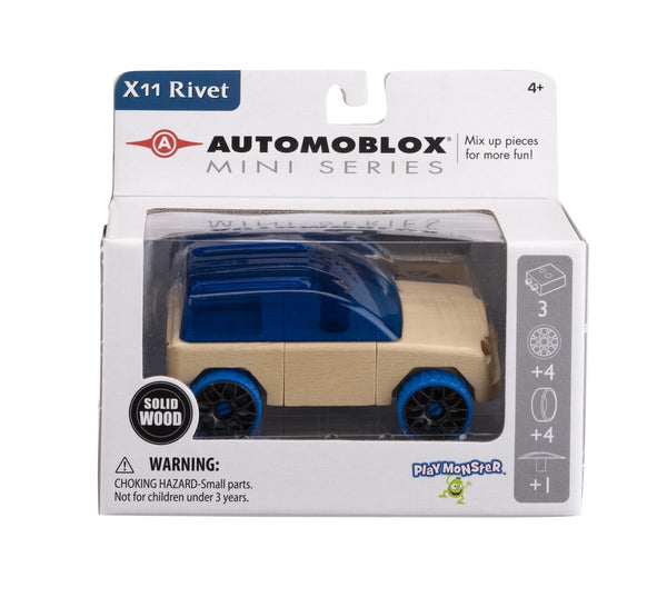 Automoblox Mini X 11 rivet - Little Nomad