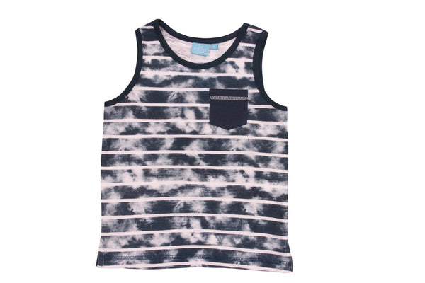 Bear Camp - Harley Burnout Stripe Tank - Little Nomad
