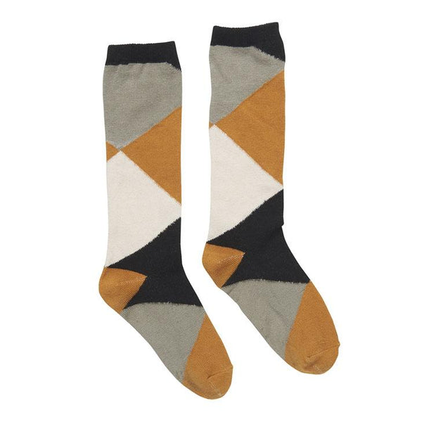 CarlijnQ Color Block Knee Socks - Little Nomad