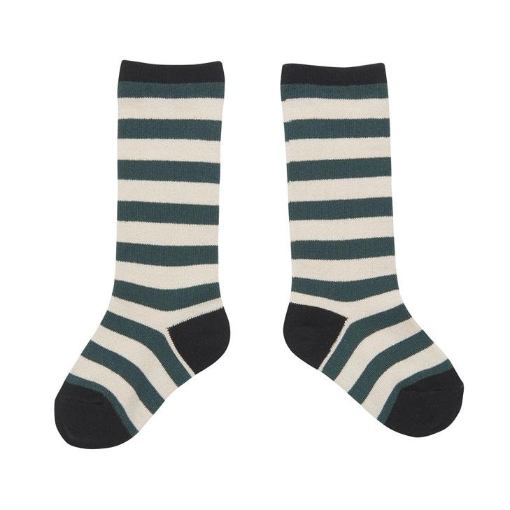 CarlijnQ Stripe Knee Socks - Little Nomad