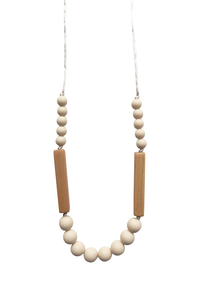Chewable Charm - The Sloane Teething Necklace - Little Nomad