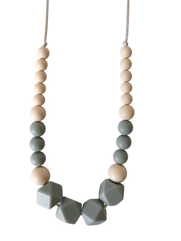Chewable Charm - The Vivina Teething Necklace - Little Nomad