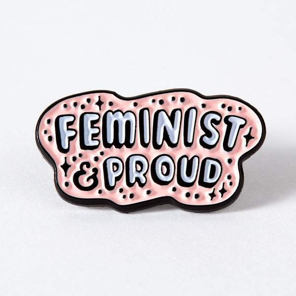 Feminist & Proud - Little Nomad
