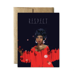 Ferme à Papier - Respect Card - Little Nomad