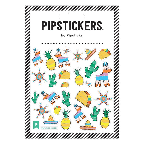 Fiesta! Stickers - Little Nomad