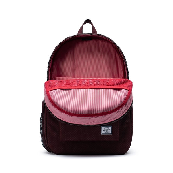 Herschel Settlement Sprout Backpack - Plum Dot - Little Nomad