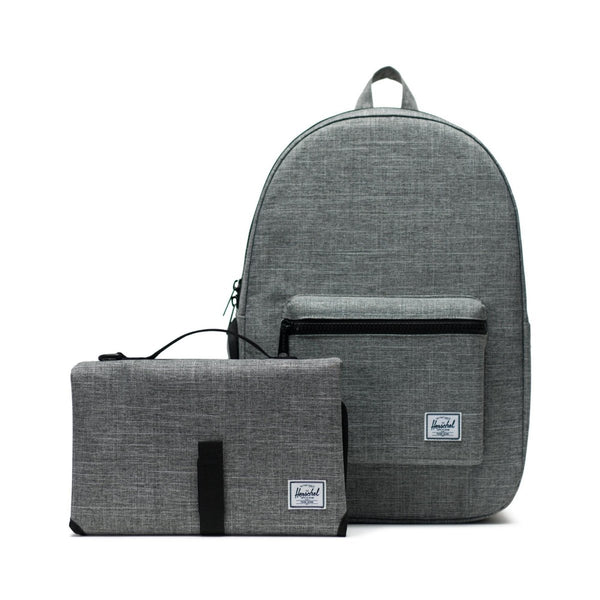 Herschel Settlement Sprout Backpack - Raven Crosshatch - Little Nomad