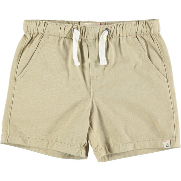 Hugo Twill Shorts - Tan - Little Nomad