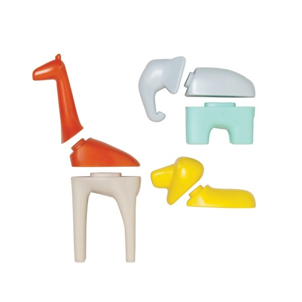 Kid O Mix & Match Animals - Little Nomad