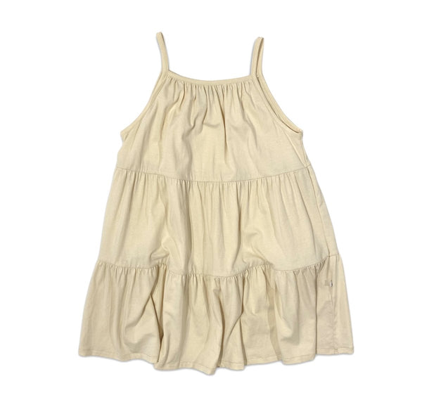 Cos I Said So - Layered Dress - Cream - Little Nomad