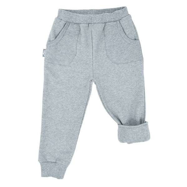 Light Grey Jogger Pants - Little Nomad