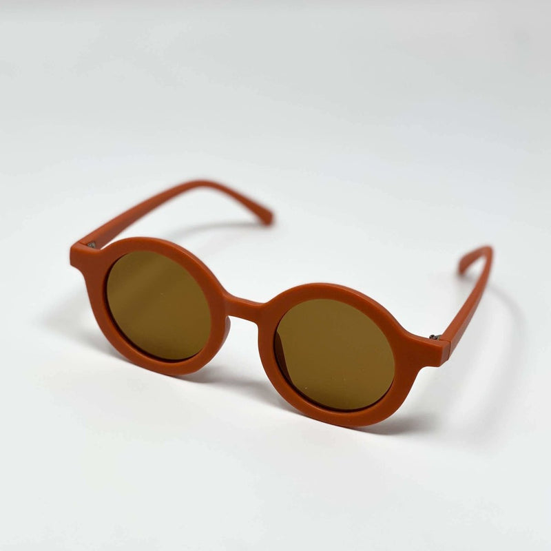 Lola Kids Sunglasses - Brick - Little Nomad