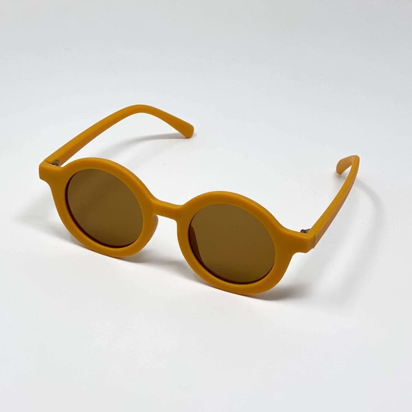 Lola Kids Sunglasses - Mustard - Little Nomad