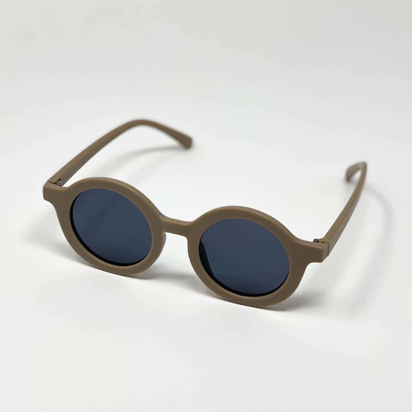 Lola Kids Sunglasses - Taupe - Little Nomad