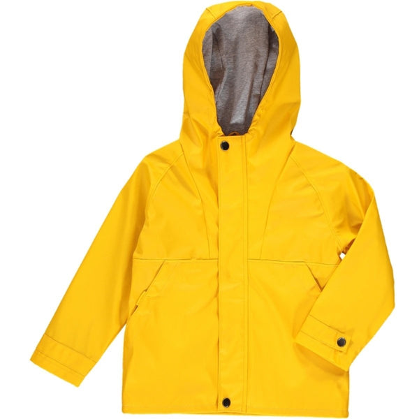 Me & Henry - Kids Yellow Raincoat - Little Nomad