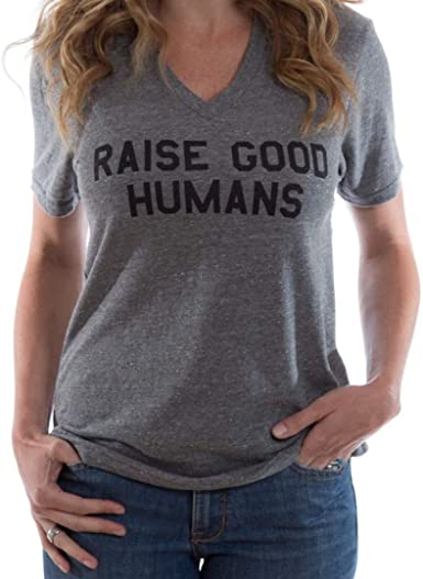 Mom Culture - Raise Good Humans Tee - Little Nomad
