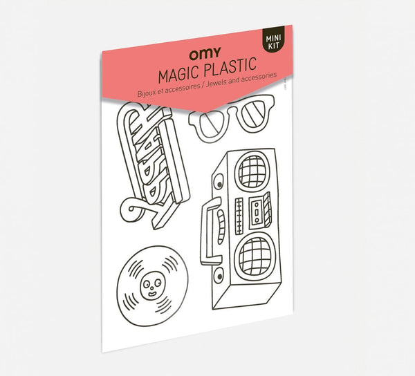 OMY Magic Plastic - Music - Little Nomad