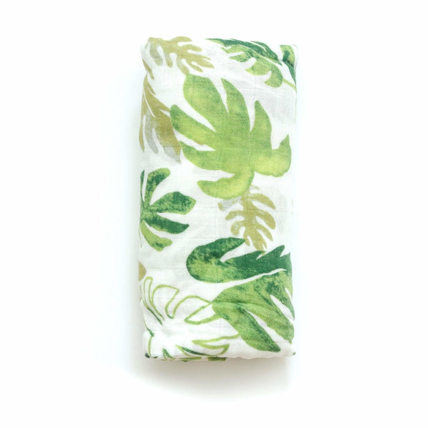 Muslin Swaddle - Rainforest - Little Nomad