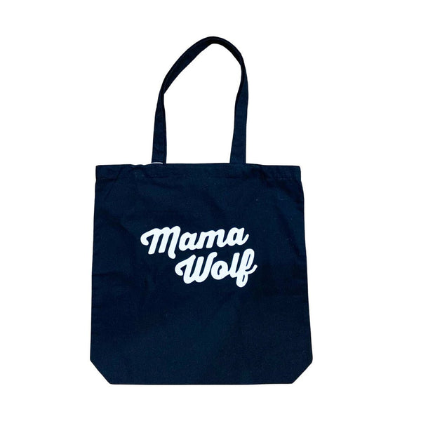 Savage Seeds Mama Wolf Tote Bag - Little Nomad