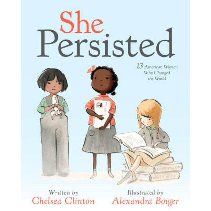 She Persisted - Little Nomad