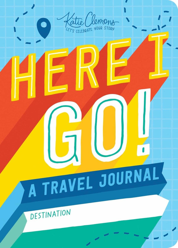 Sourcebooks - Here I Go! - Little Nomad