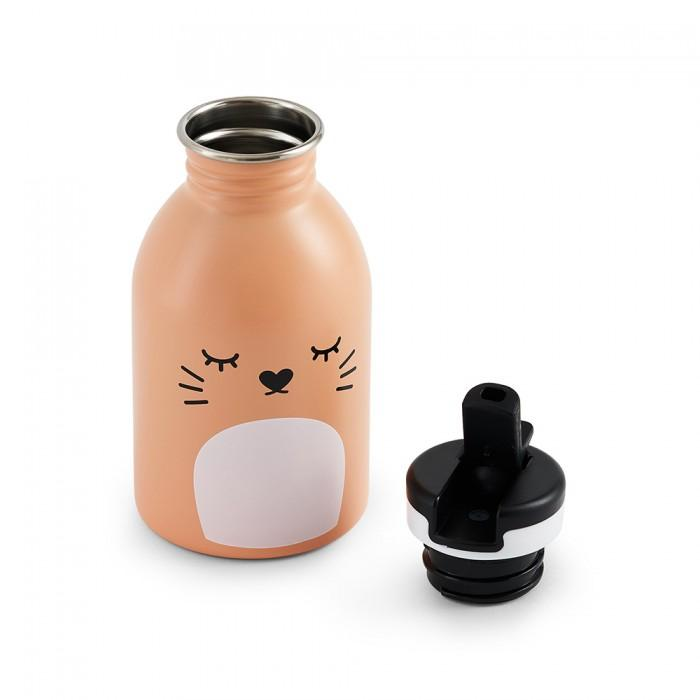 Stainless Steel Bottle - Ricemimi - Little Nomad