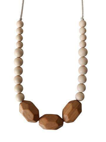 Chewable Charm - The Austin Teething Necklace - Little Nomad
