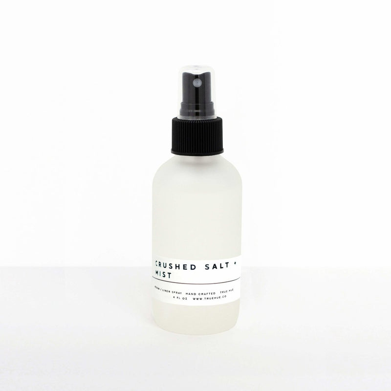 True Hue - 4 oz Crushed Salt + Mist Room / Linen Spray - Little Nomad