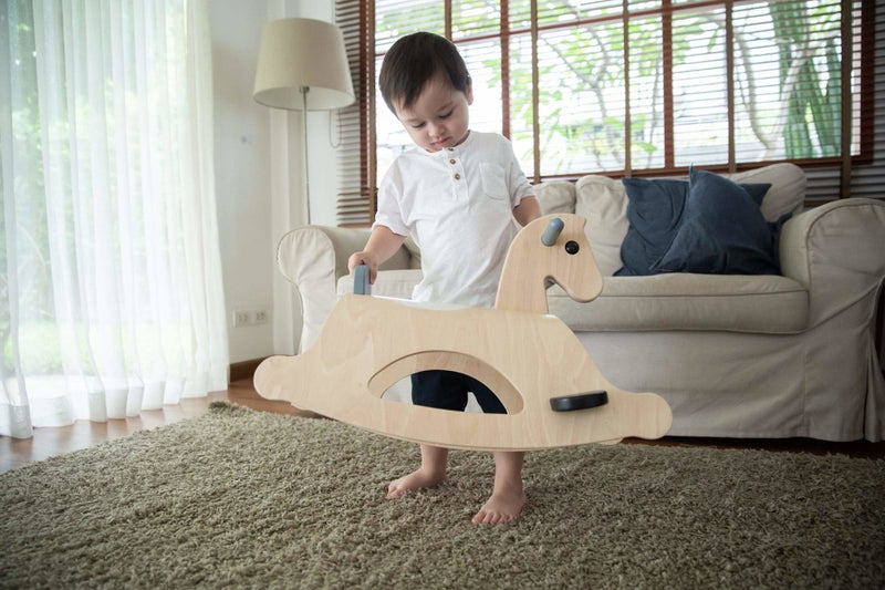 Wooden Rocking Horse - Little Nomad
