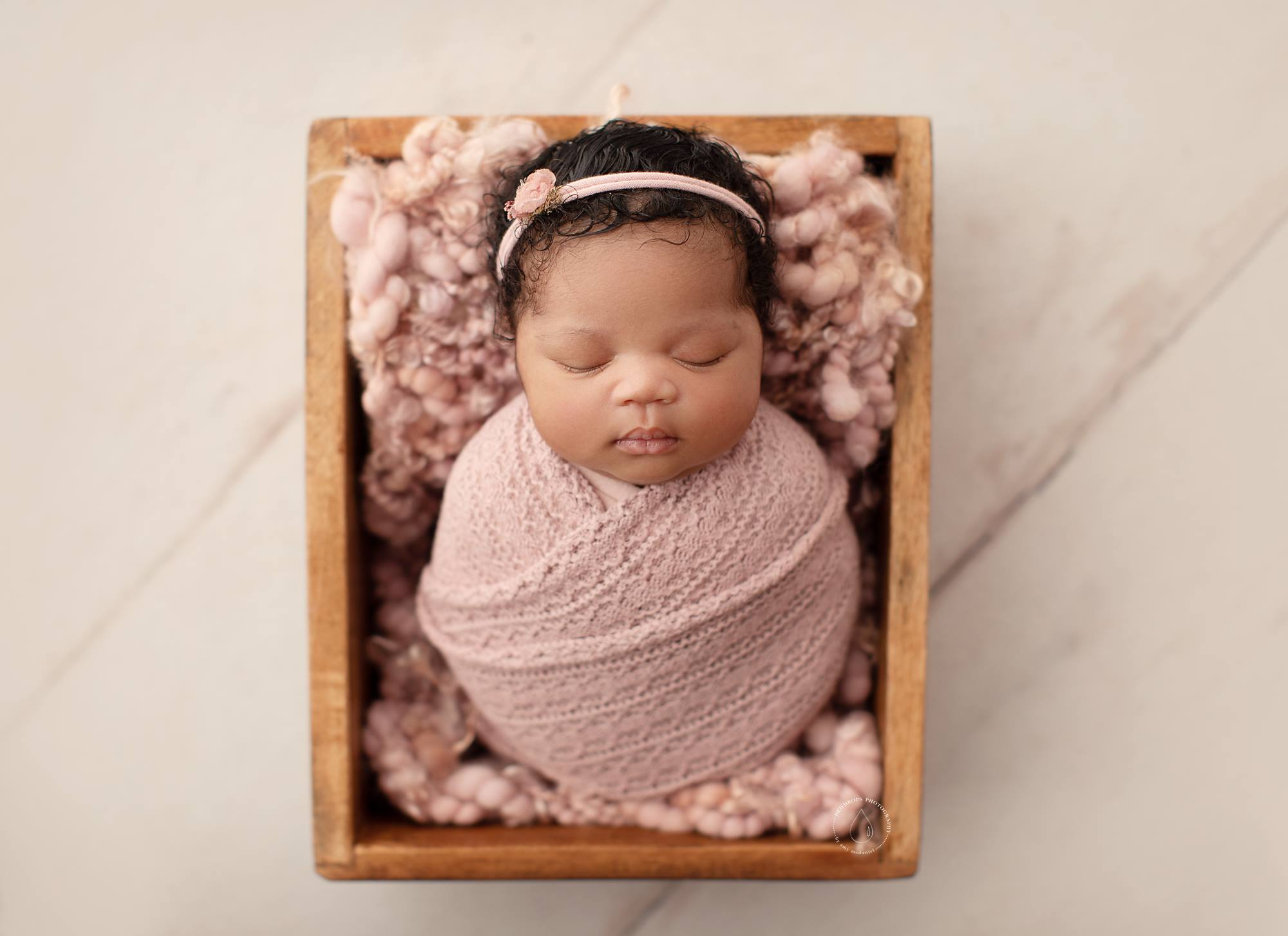 Newborn photography props baby bliss props