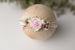 Flower Garden Newborn Photography Floral Crown Baby Headband